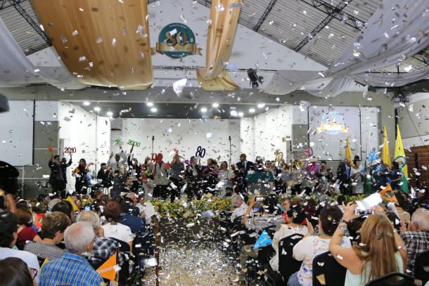 Inicia celebración por los 80 años de la Universidad Adventista de Colombia