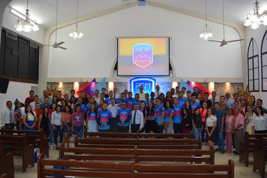 En Asoatlántico el ministerio de jóvenes universitarios en campus no adventistas (PCM) sigue fortaleciéndose.