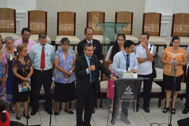 CAPACITACIÓN DE LIDERES DE GRUPOS PEQUEÑOS Y MINISTERIOS PERSONALES
