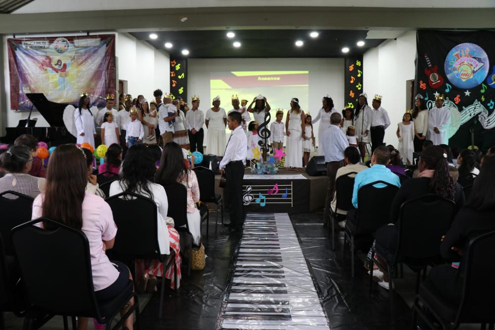 Evento destaca importancia de la música en la adoración infantil
