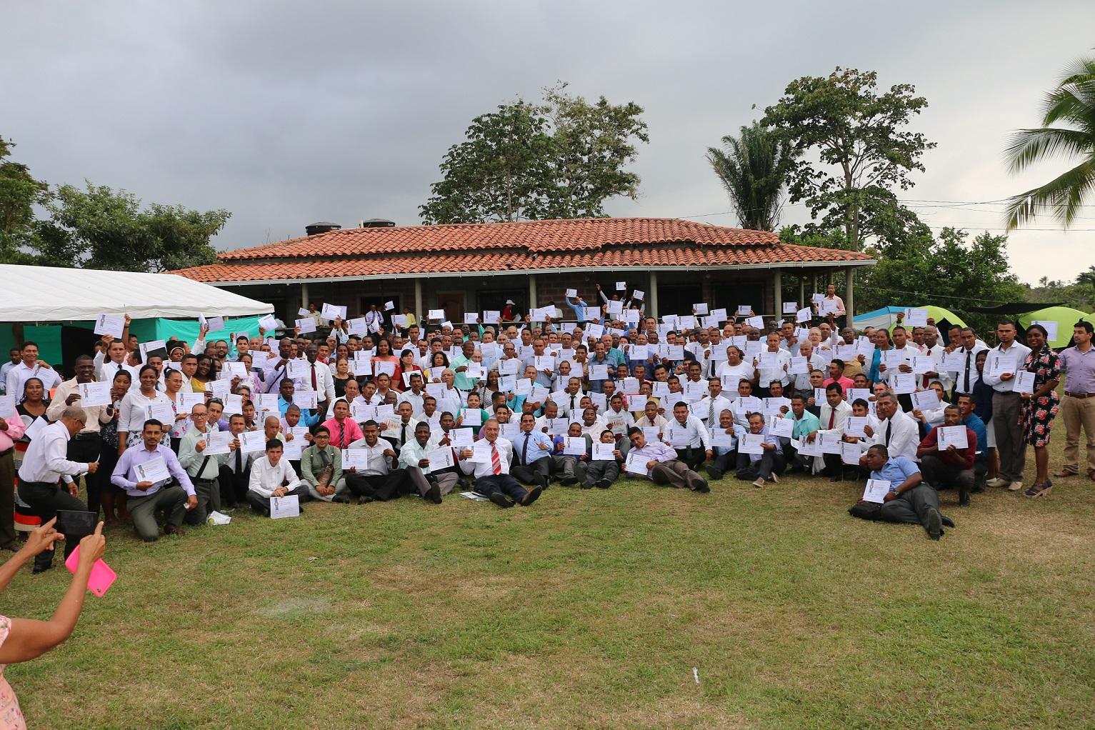 500 ancianos involucrados en el congreso organizado por ASOCENTRO