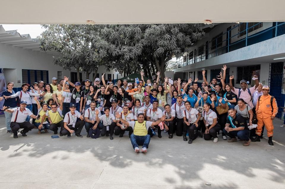 Brigada de Salud en Manzanares Santa Marta