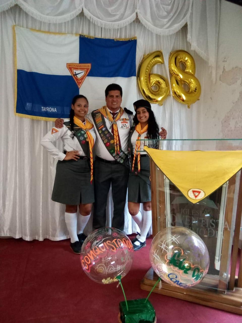 Aniversario 68 de los Conquistadores