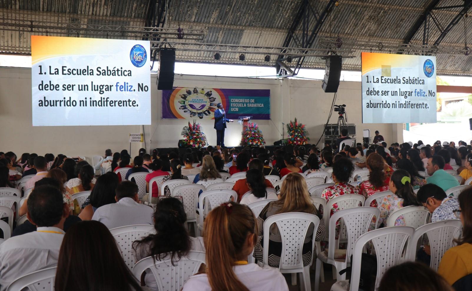 """""""Estudio de la Biblia, oración y confraternización"""", objetivos del Primer Congreso de Escuela Sabática UCN 2020"""
