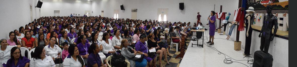 La Zona de Barranquilla vivió intensamente el Congreso de Ministerios de la Mujer, A su imagen