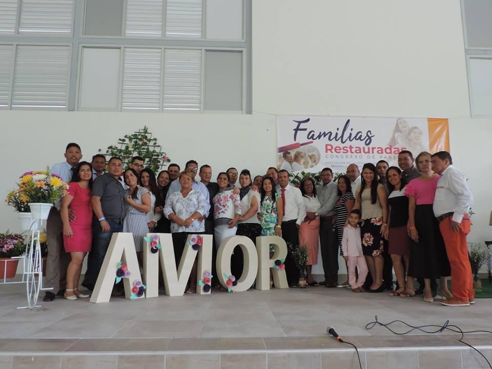 Asoatlántico tiene Familias Restauradas