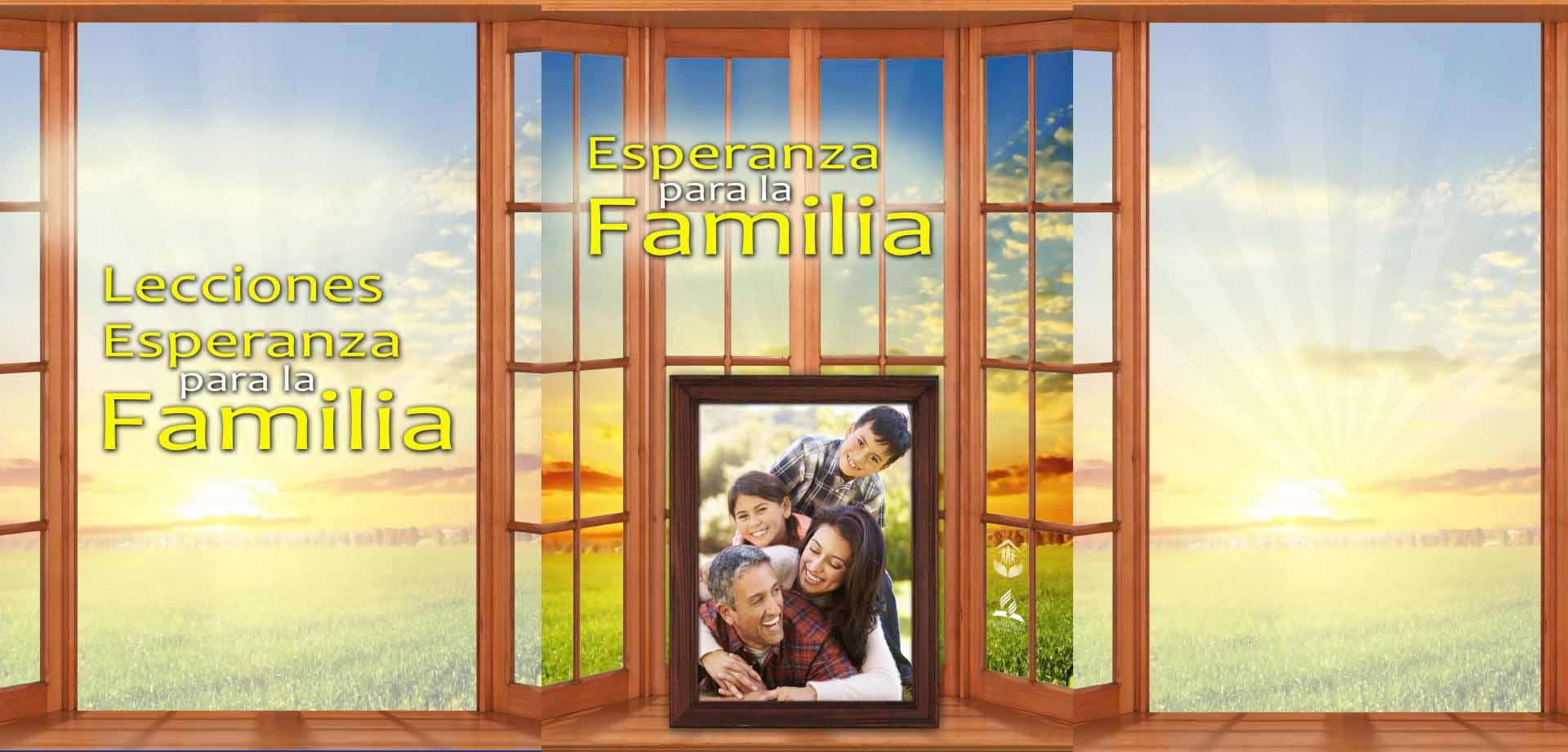ESTUDIO BÍBLICO PARA LA FAMILIA