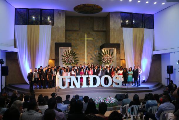 Músicos adventistas se unen para testificar en concierto en Medellín