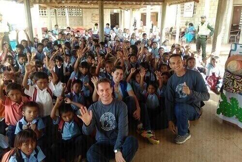 600 niños Wayuu tienen una nueva motivación para ir a la escuela