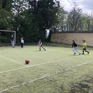 Calcio per i bambini