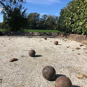 bocce pallone