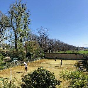 tennis pasqua