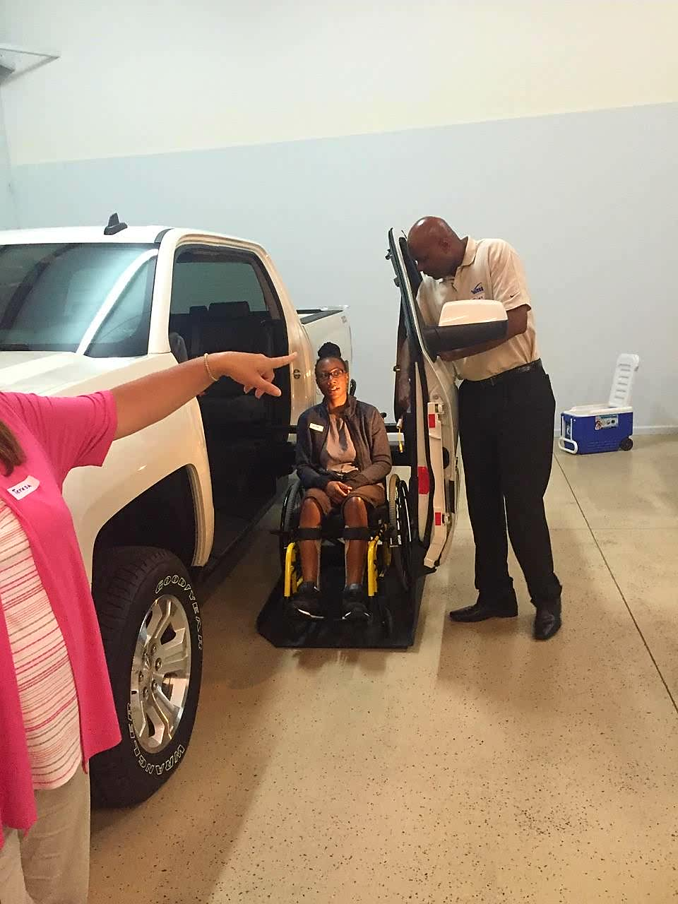 Accessible mobility