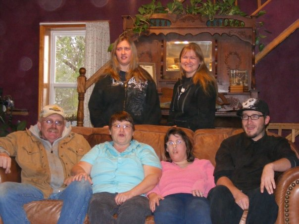 Sarahs family