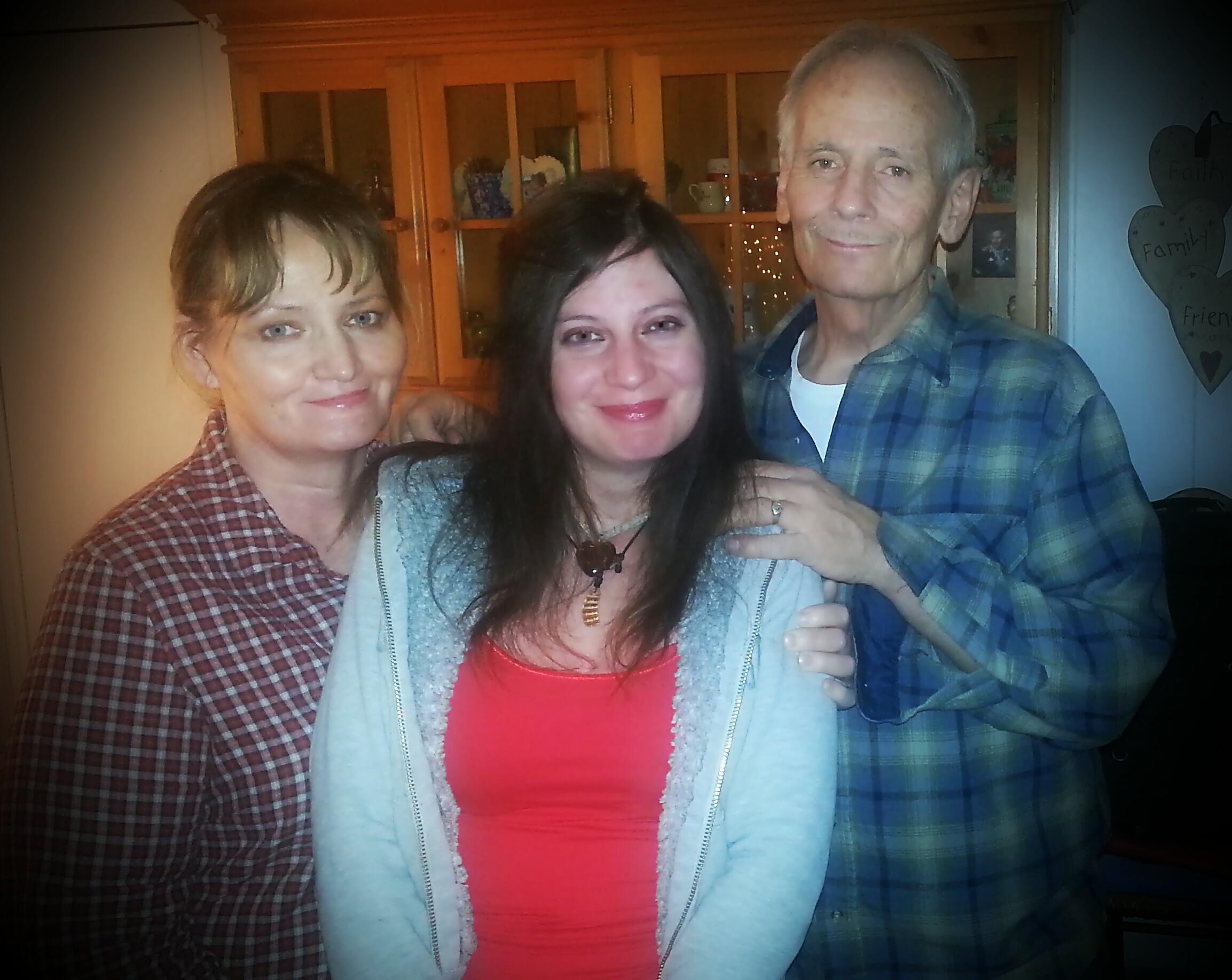 My amazing Family.