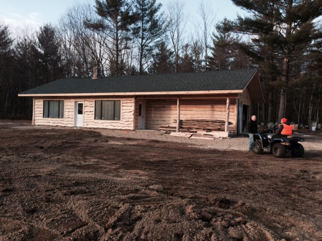 A Community Builds a House for Andy