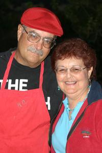 Bill and Mary Brown