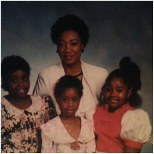 Joyce Fay and family