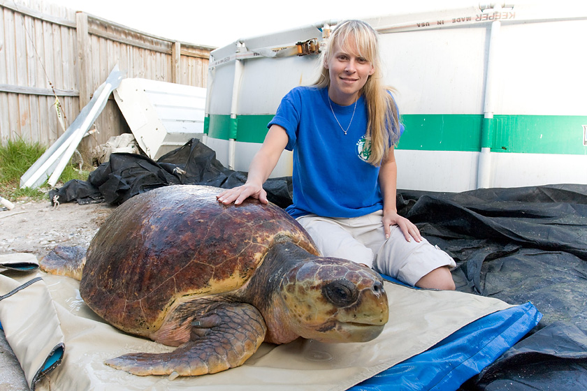 Tammy and Skylar before her release 2008