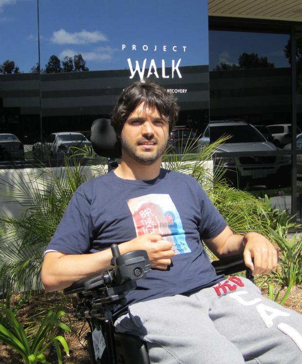 PROJECT WALK - The Beginning