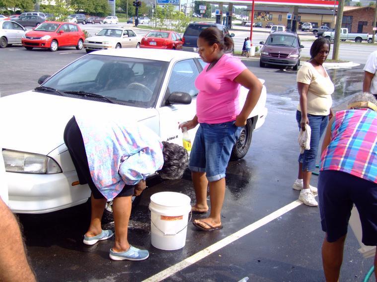 August 08, 2010 Car Wash