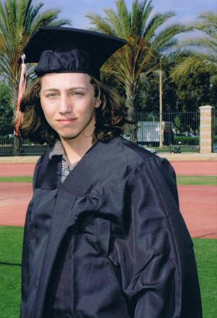 Dave 2005 High School Graduation