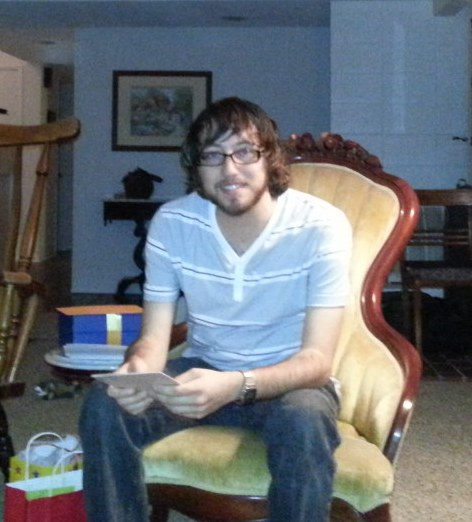 David When He Was Feeling Well