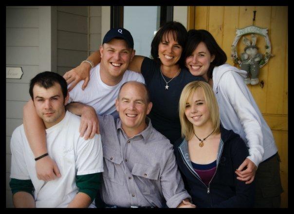 Scott and Family