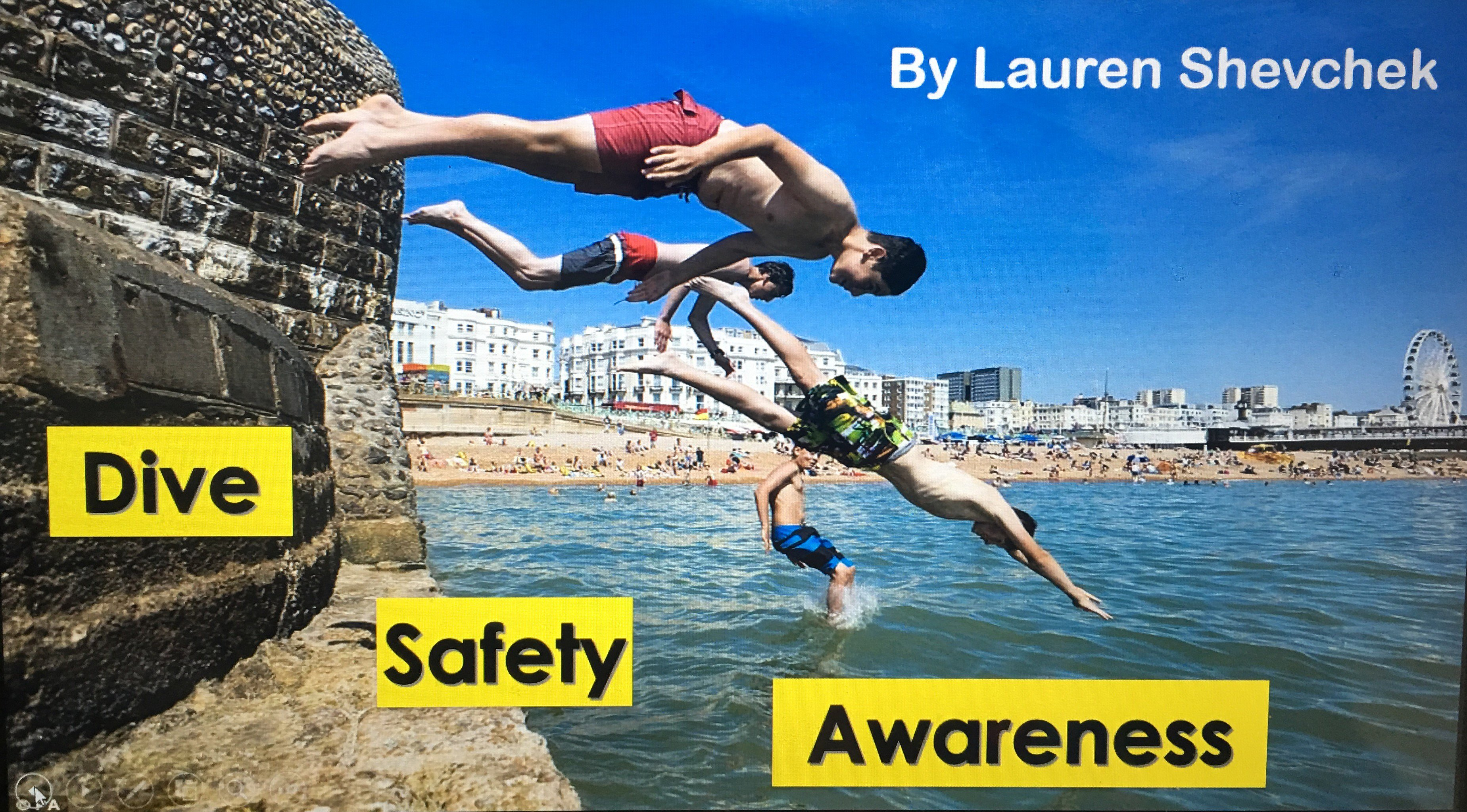 Dive Safety Campaign