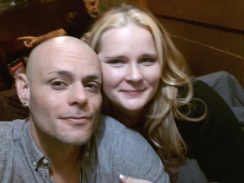 Esli and Sarah