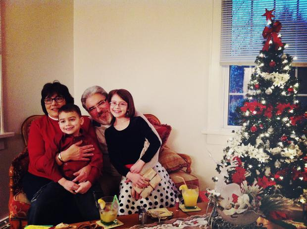 Christmas 2012: Post Transplant