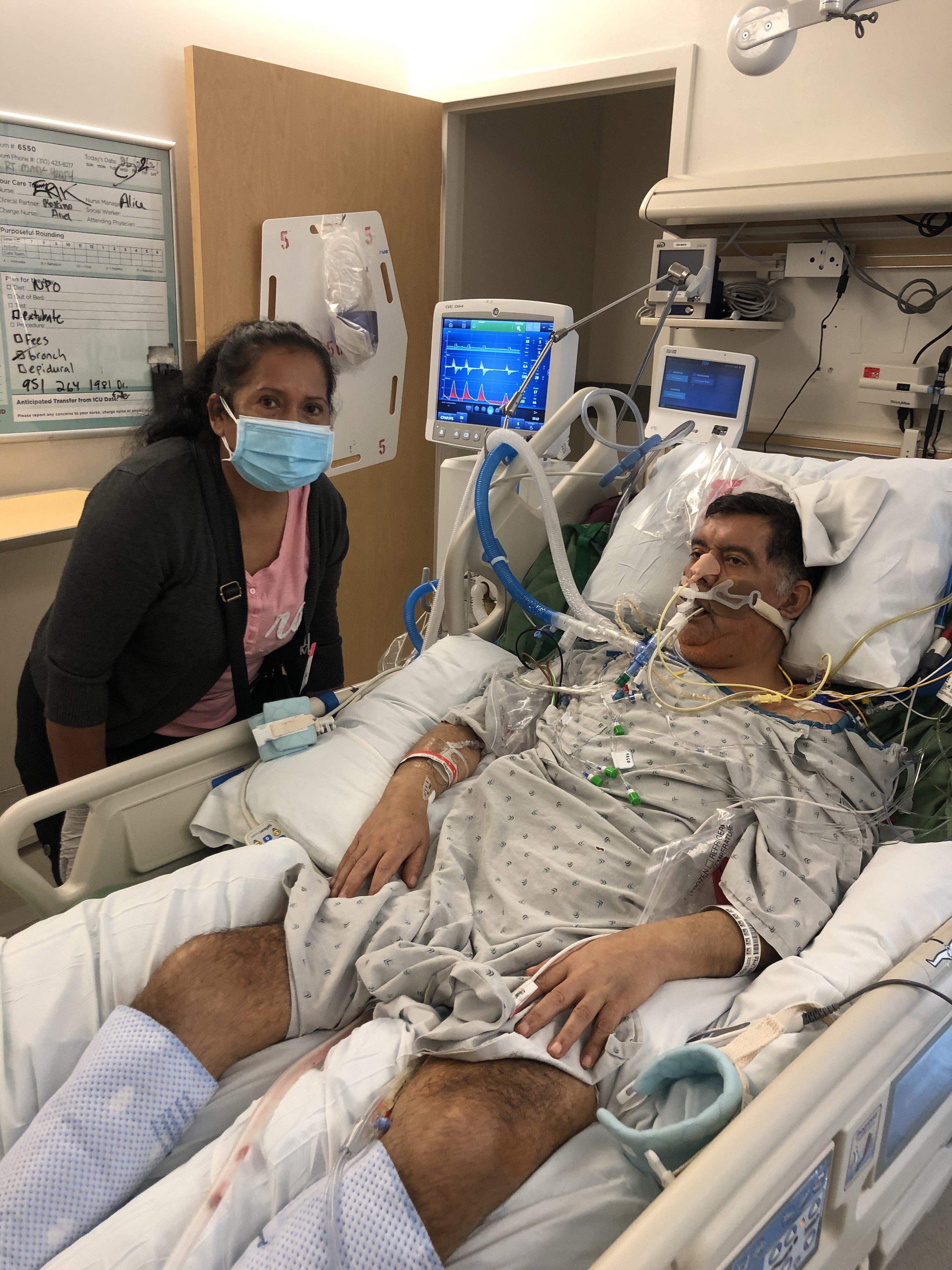 Carlos After Transplant Album
