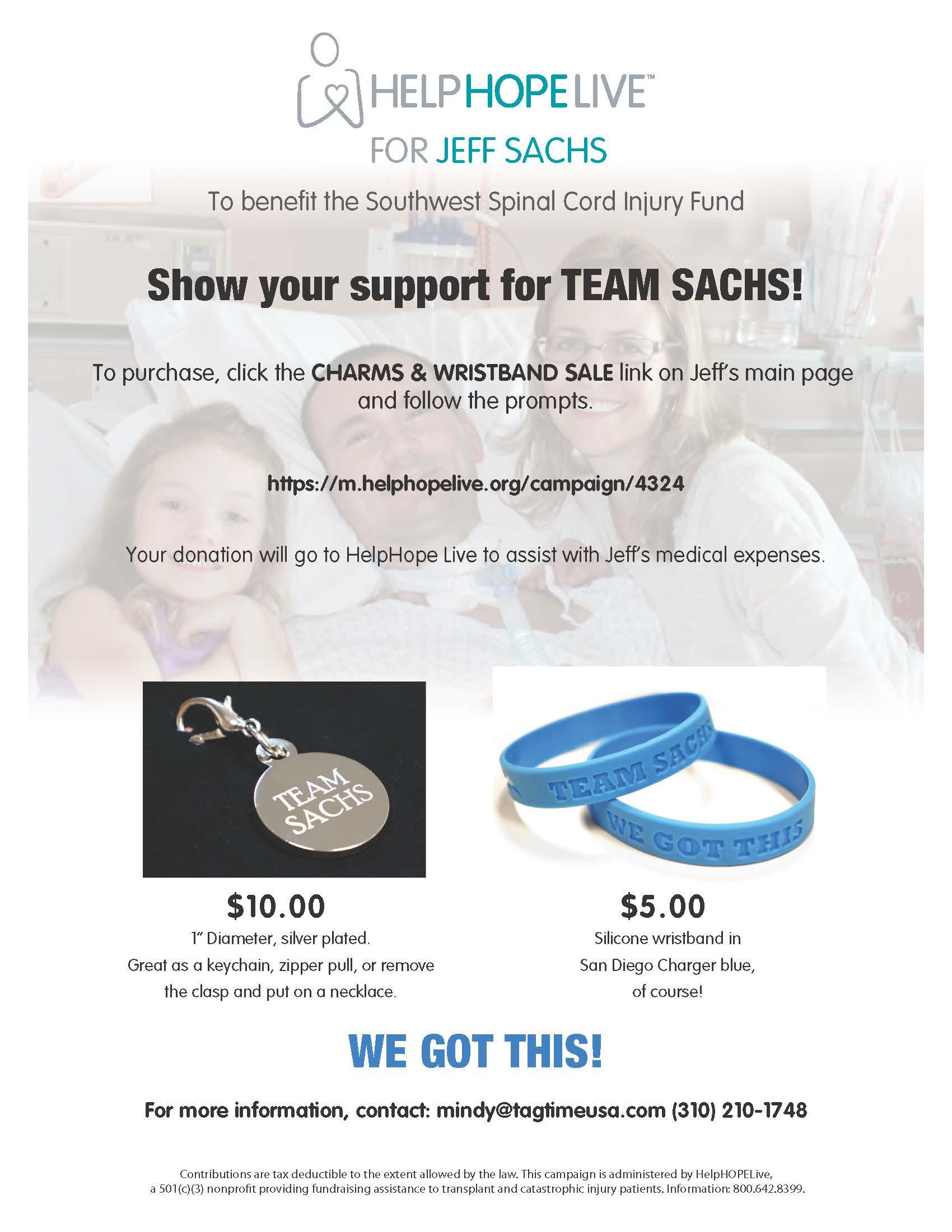 Charms & Wristband Sale