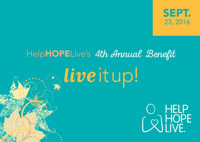 Live It Up! Invite