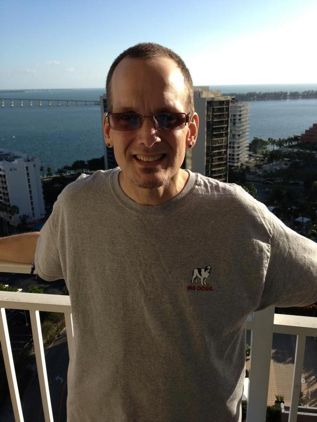 Balcony in Miami