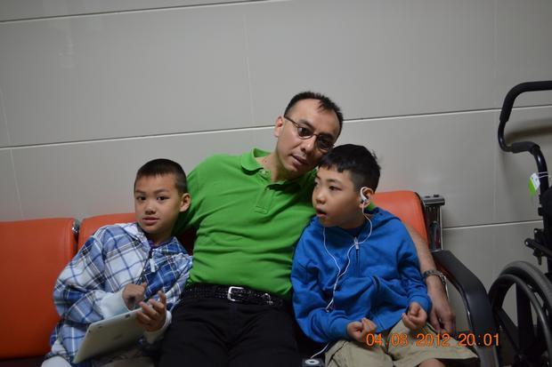 ZhuHai, China - Hope Hospital (April 2012)