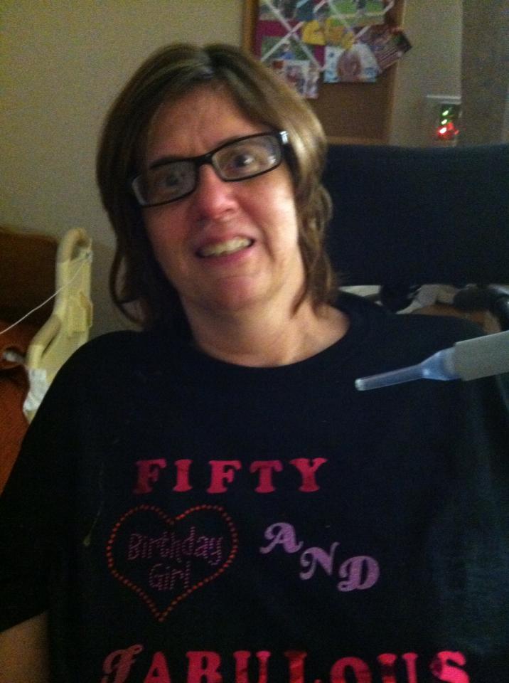 Maryanne's 50th Birthday!