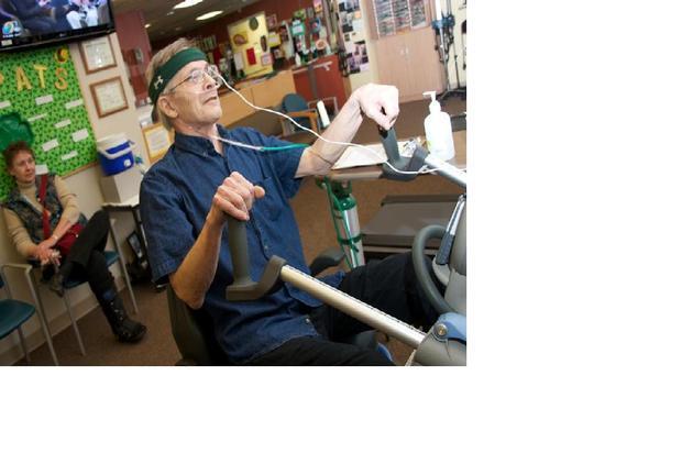 Pulmonary Rehab - Spring 2012