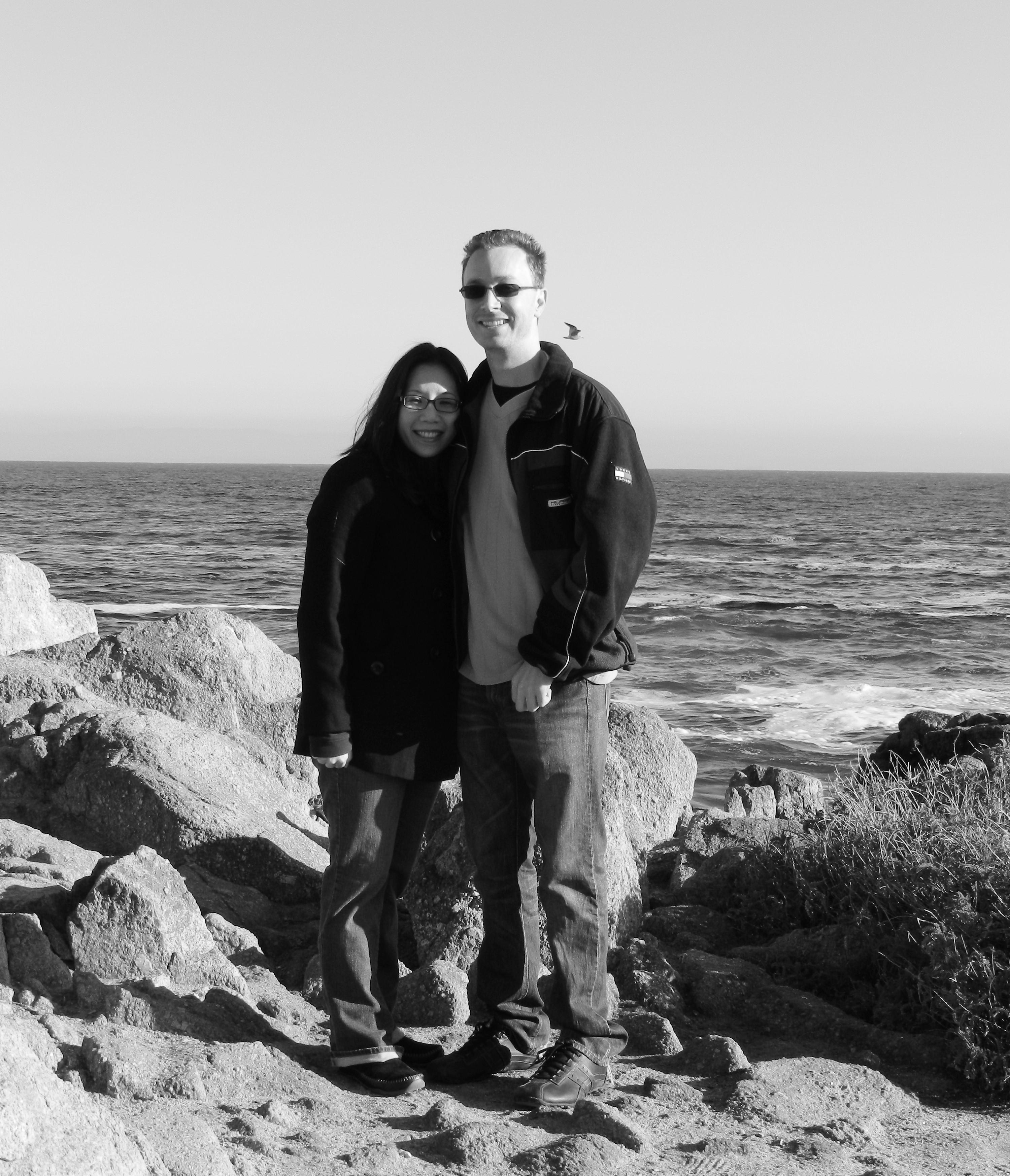 Ryan and Drina