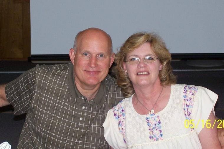 Mark & Nancy