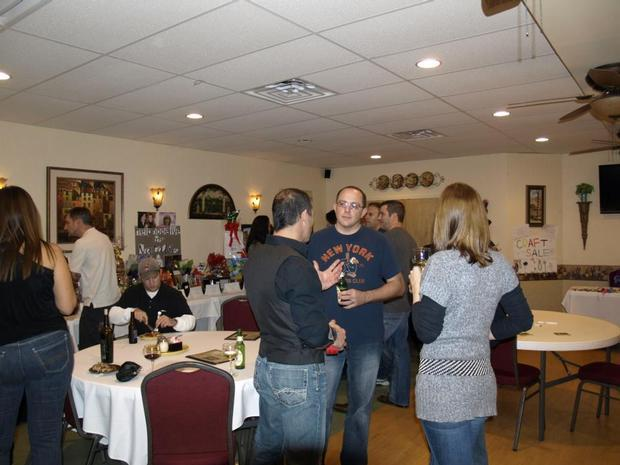 Euchre Fundraiser thrown by Julie Raftery