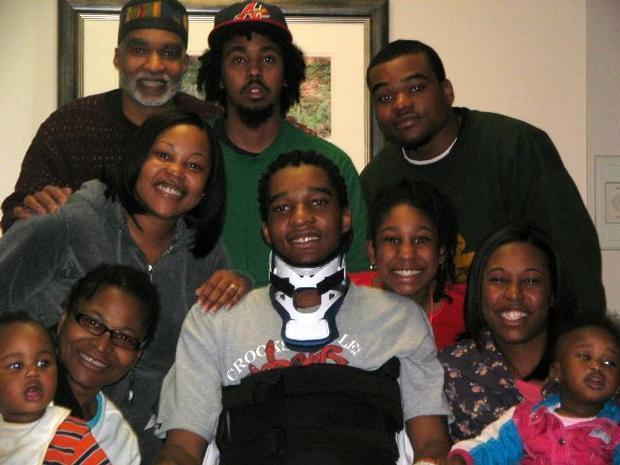 Kamon and family