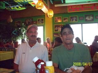 Paul & Rob (RIP)