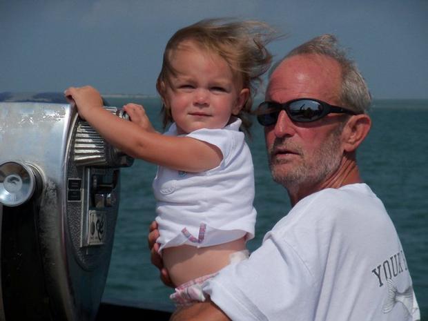 Cailey & 'Pop'