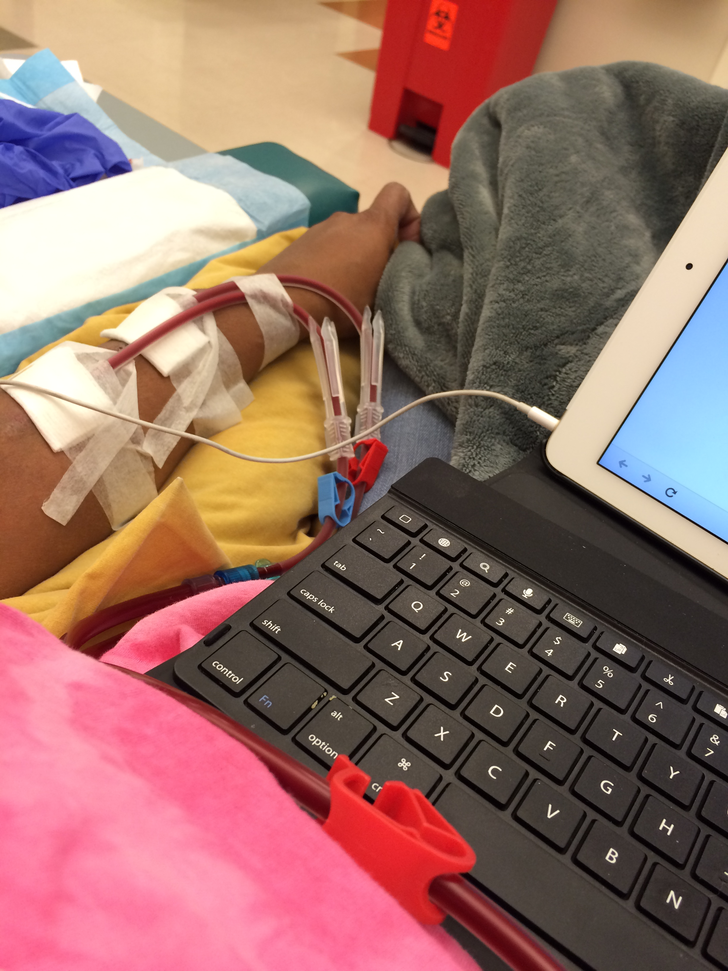 Dialysis gives life