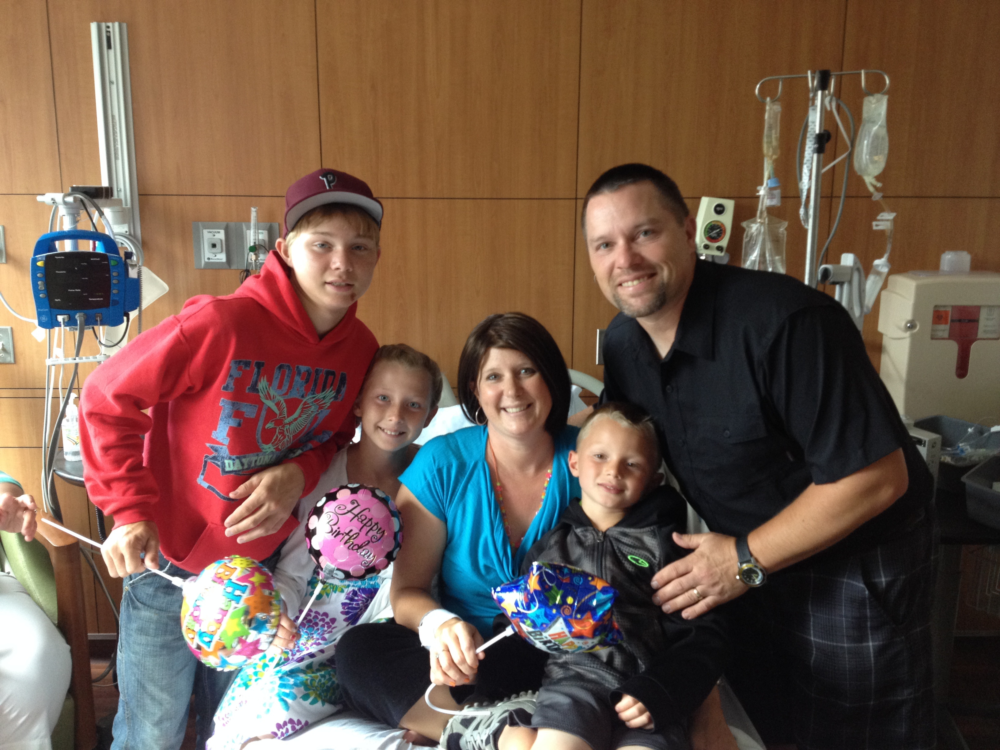 Stem cell transplant photos