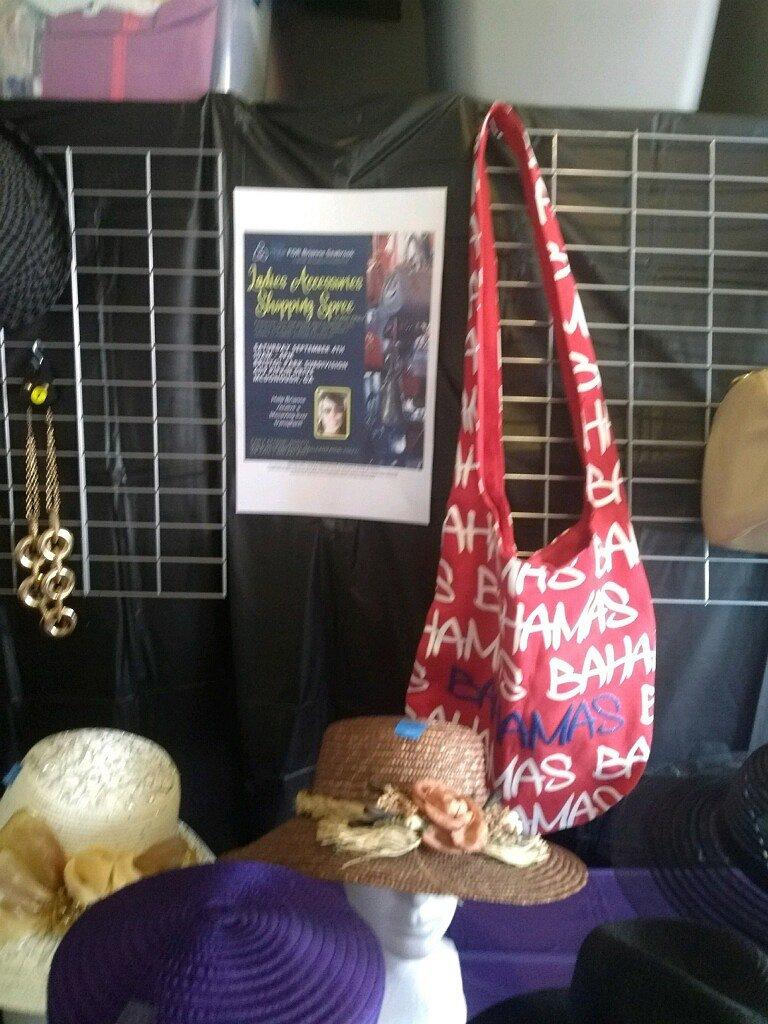 Ladies Accessories Shopping Spree Fundraiser