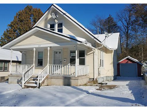 Photograph of 715 N Central Ave, Rockford, IL 61101