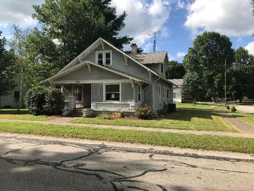 Photograph of 307 E Main St, Hillsboro, IN 47949