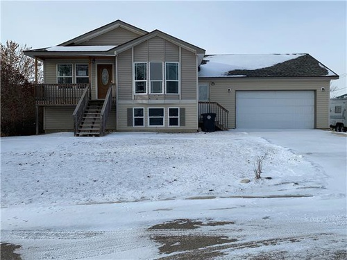 Photograph of 231 River St, Tioga, ND 58852